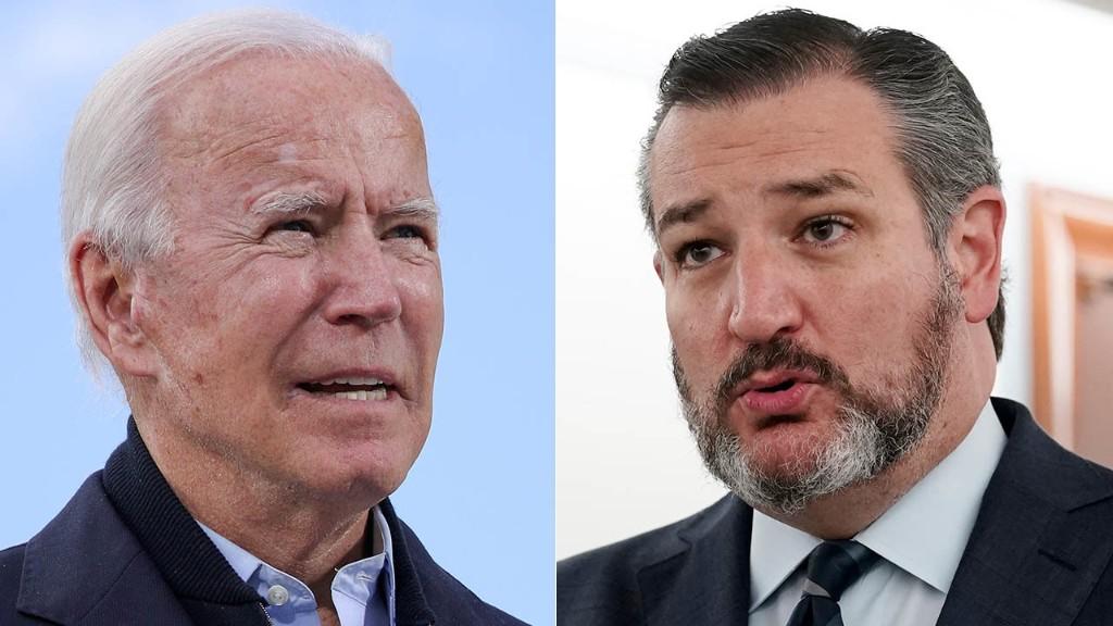 Sen. Ted Cruz calls Joe Biden's '60 Minutes' preview video clip 'chilling'