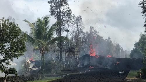 6.9-magnitude earthquake hits Hawaii's Big Island, USGS says, following a recent volcanic eruption