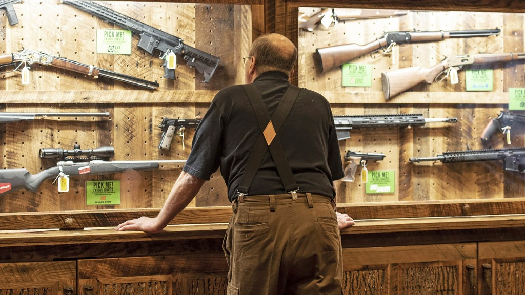 Coronavirus prompting surge in gun sales, ammunition shortage, online firearm retailer says