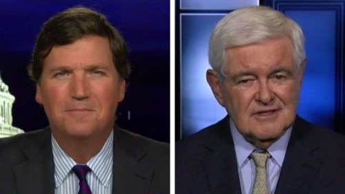 Newt Gingrich says Dem, Pelosi impeachment push 'doesn't make any sense at all'