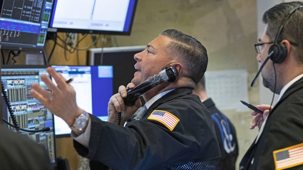 Stocks tank as oil falls below zero for first time ever