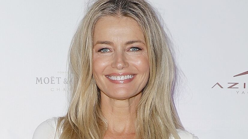 Paulina Porizkova wears 'nothing but 20-year-old bikini bottoms' in new photo: 'Time for one of us to retire!'