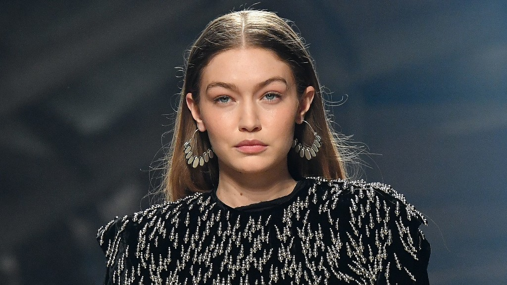 Gigi Hadid encourages fans to vote while showing off her post-baby body: 'I'm proud of you'