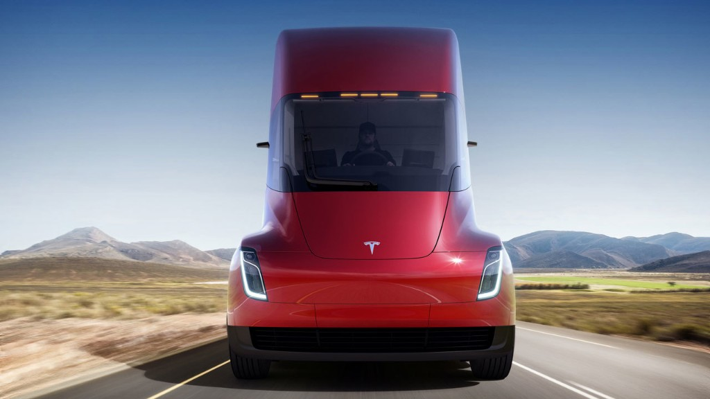 Tesla's delayed semi truck tests Elon Musk's ability to scale up