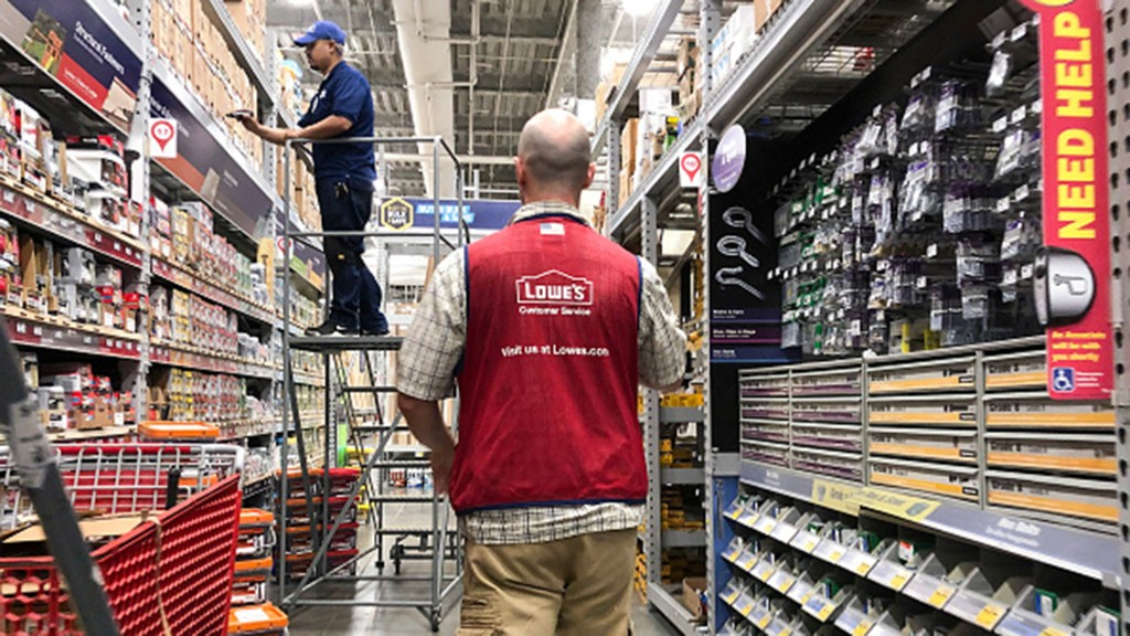 Lowe's to give another $100M in bonuses to hourly employees