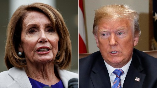 Pelosi unveils new anti-Trump message calling president 'immoral, unethical, corrupt and unpatriotic'