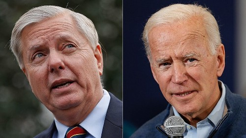 Lindsey Graham explains launching probe into Bidens: 'Nobody in the media really gives a damn'