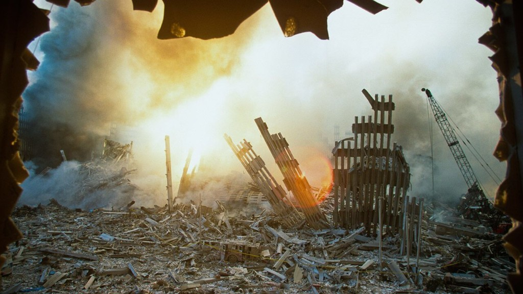 9/11 attacks: The defining images from that day of horror