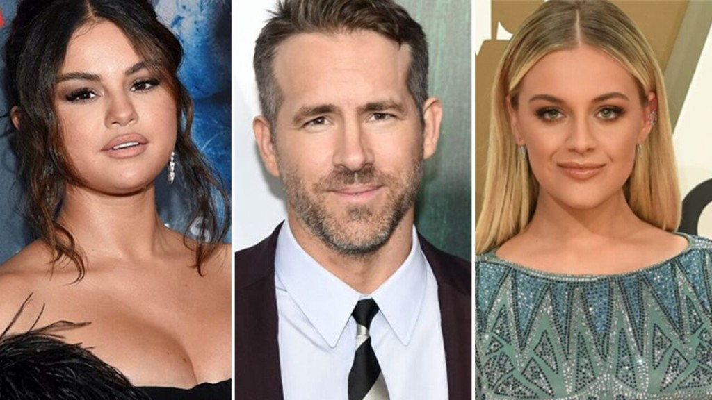 Celebrities voting for the first time in the 2020 presidential election