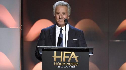 John Oliver, Dustin Hoffman get into heated spat over sex harassment allegations