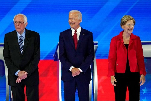 Doug Schoen: At third Dem debate, one big winner and two surprise losers