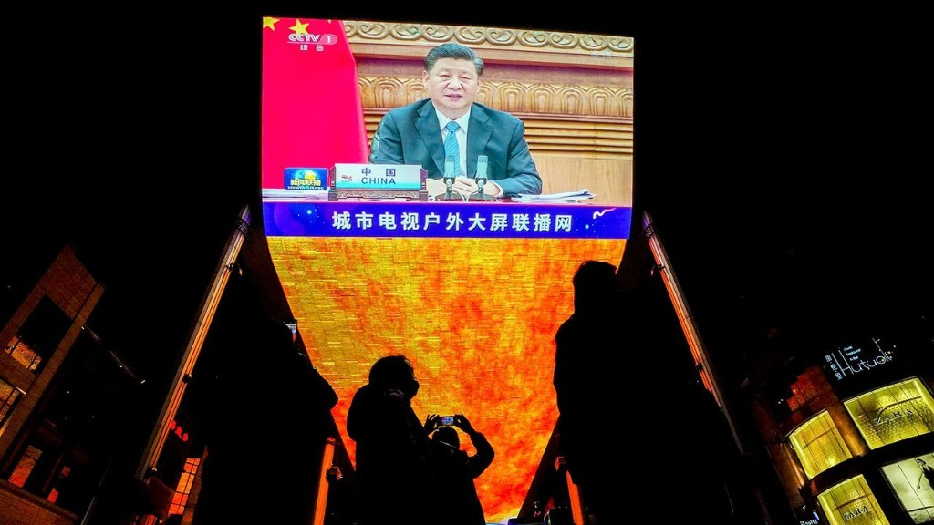 China president proposes global QR code health system to boost travel amid pandemic