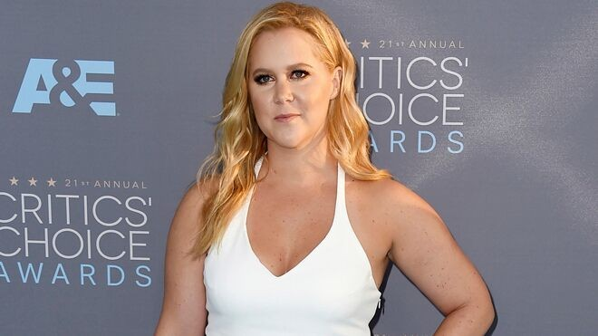 Amy Schumer says she 'can't be pregnant ever again,' has 'thought about a surrogate'