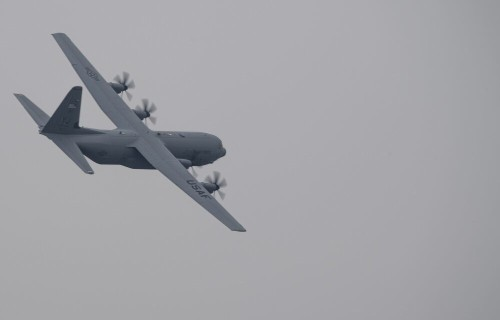 Coast Guard suspends search for missing airman who fell into Gulf of Mexico from C-130 aircraft