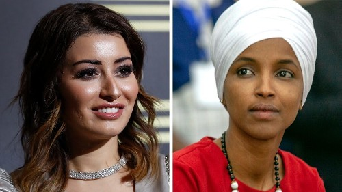 Onetime Miss Iraq clashes with Rep. Omar after saying lawmaker doesn't represent her as Muslim