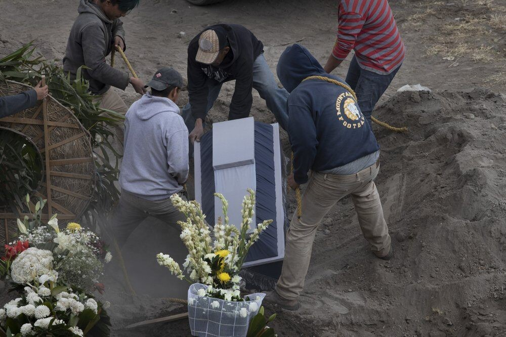 Mexico tops 100,000 coronavirus deaths, 4th country to do so