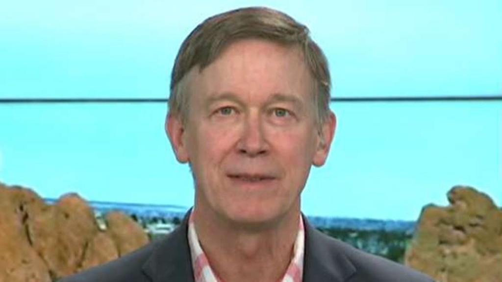 John Hickenlooper, former Colorado governor, expected to announce White House bid