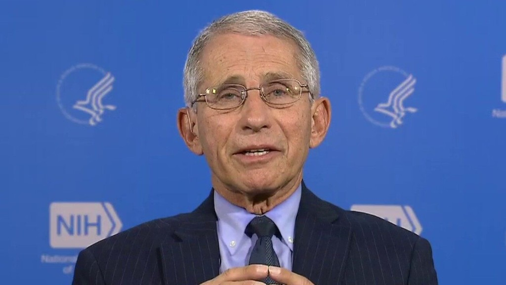 Dr. Fauci recommends people wear cloth masks in public, urges caution on coronavirus treatments