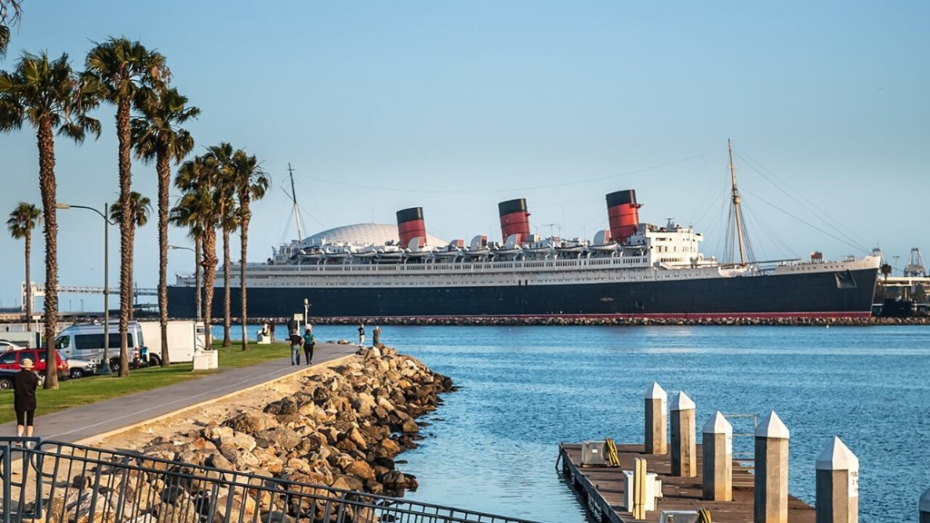 Queen Mary ocean liner may be used as hospital ship as coronavirus cases surge