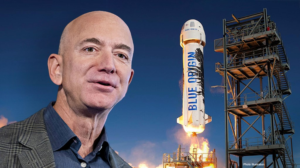 Bezos' Blue Origin to break record with 7th reusable New Shepard rocket