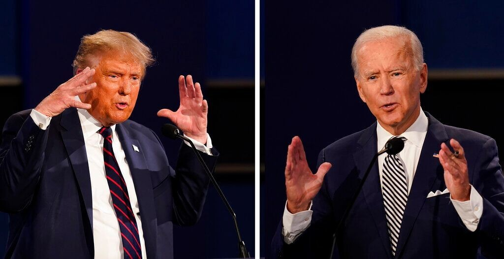 Trump debate coach Chris Christie says president 'too hot' in Biden showdown