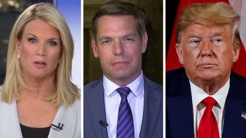 Rep. Swalwell accuses President Trump of 'betrayal' over Ukraine phone call