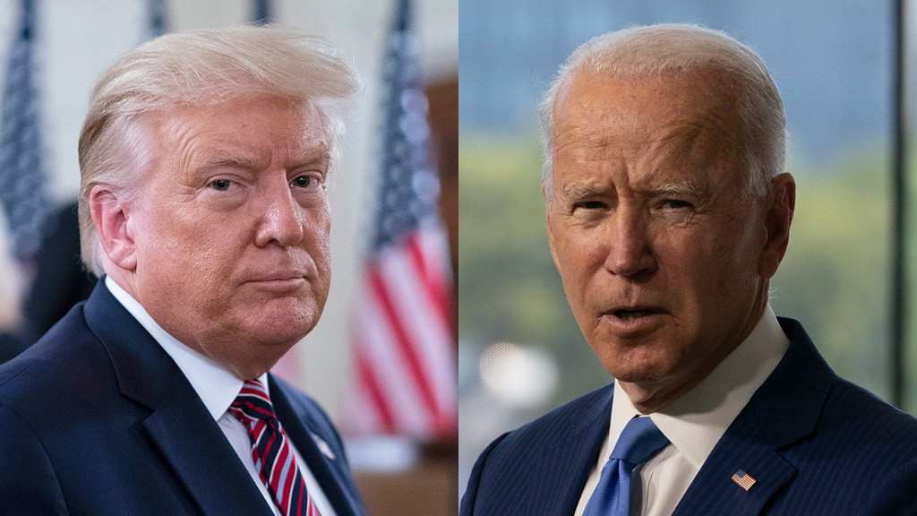 Energy, financials pull stocks down ahead of Biden-Trump debate