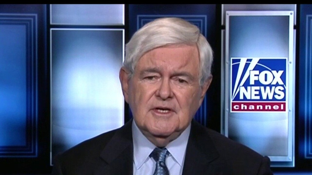 Gingrich on red-state reopenings vs blue-state lockdowns: Will be 'one of the most vivid gaps' in economic history