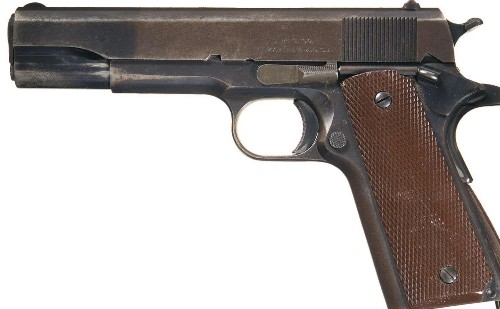 How to get your hands on a historic M1911 pistol from the US Army stockpile