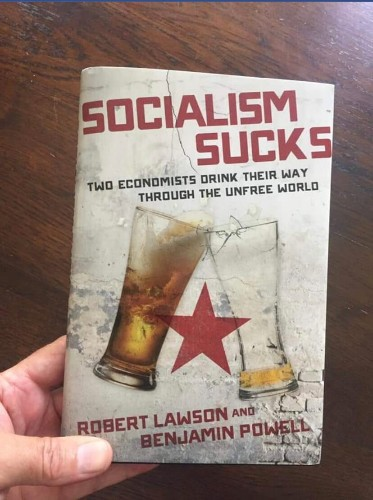 Economists use beer as measure to document failures of socialism in new book