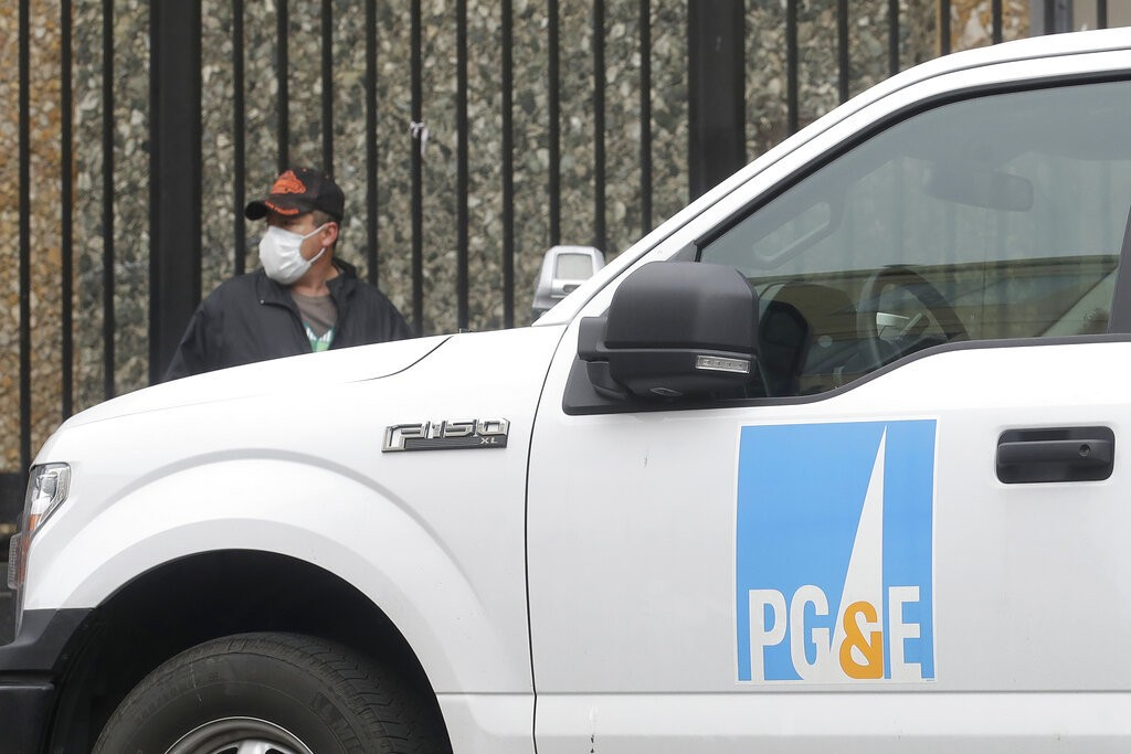 PG&E critics urge judge to reject utility's bankruptcy plan
