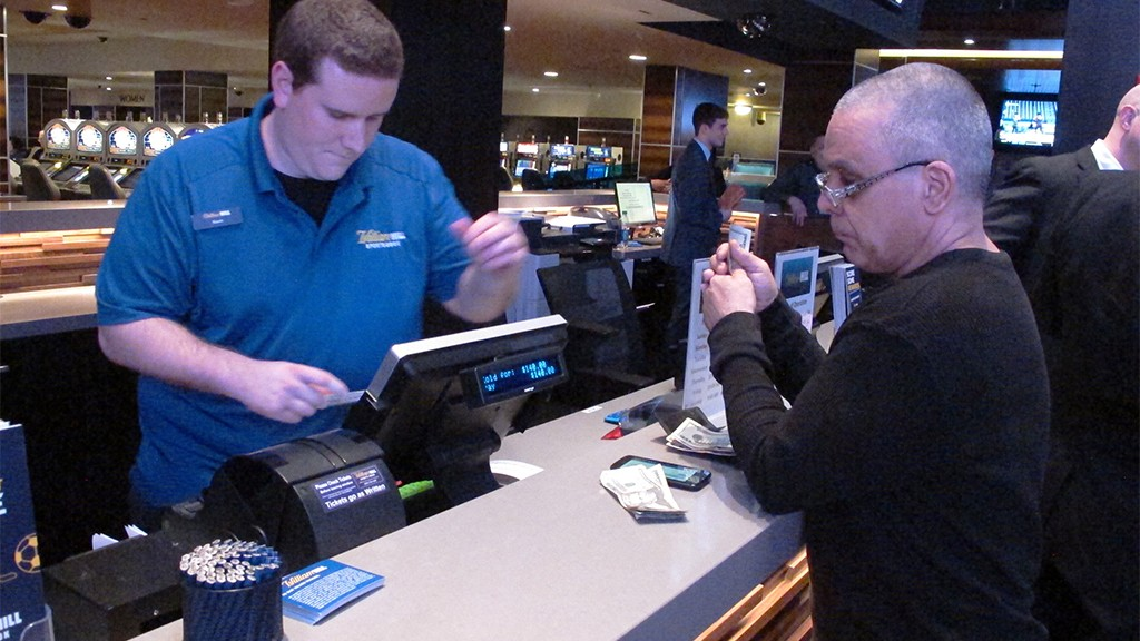 New Jersey sets nationwide sports betting record at $668M in August