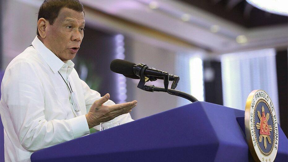 Duterte warns those who violate coronavirus lockdown will be shot dead