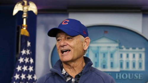 Bill Murray pushes fan who actor claims shoved his female friend at Sydney airport