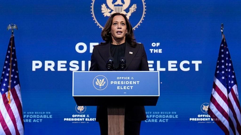 Senate Republicans appear to congratulate Kamala Harris despite election dispute