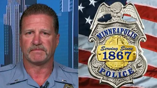 Minneapolis officer blames city's 'ultra-left agenda' for failure to add cops to combat crime spree