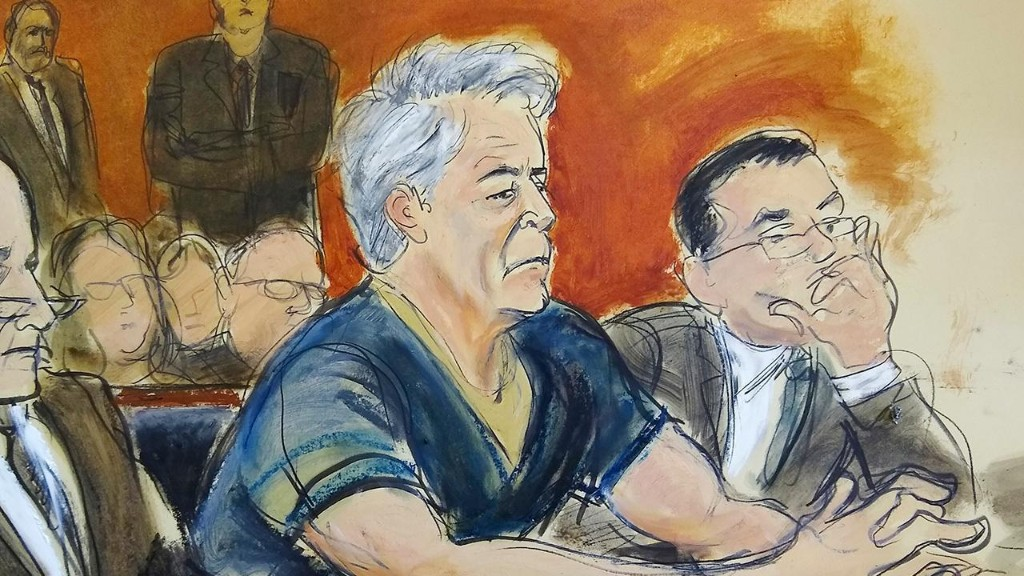 Jeffrey Epstein had mysterious passport, 'piles of cash,' and 'dozens of diamonds' in home safe: prosecutors