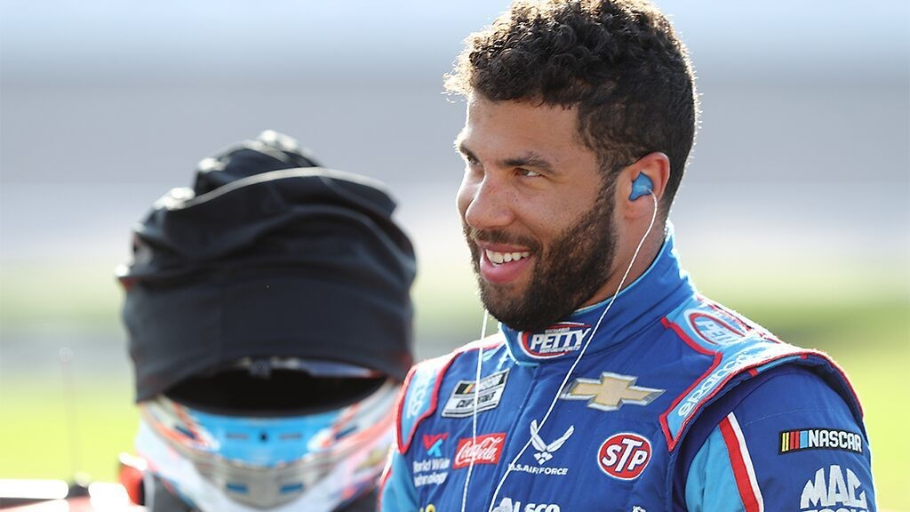 NASCAR's Bubba Wallace says he is leaving Richard Petty Motorsports
