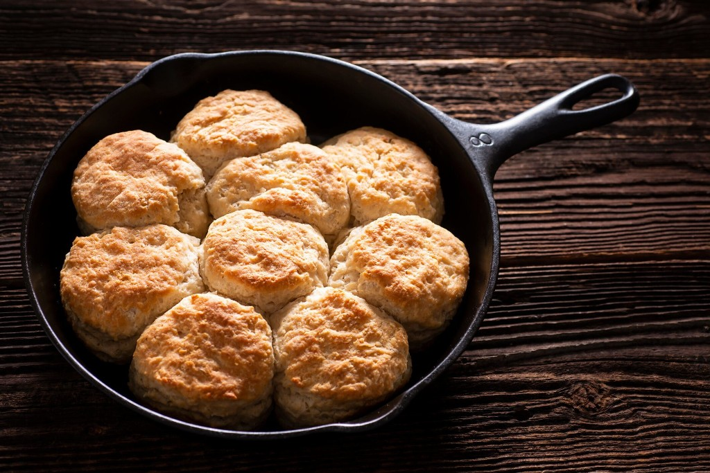 Georgia grandma's biscuit recipe video goes viral on Facebook