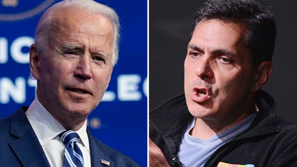 KIND founder on Biden tax hikes: 'I absolutely am comfortable paying a little bit more'