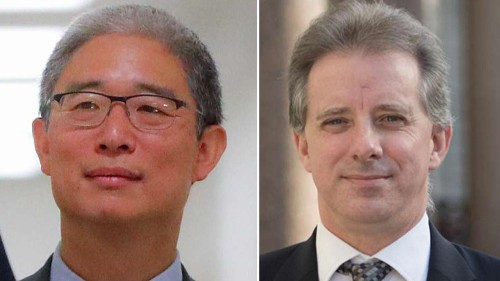 Bruce Ohr testimony shows something's really rotten at the Justice Department