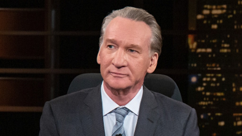 Bill Maher says Trump, RNC left him feeling 'very nervous' about Biden's chances