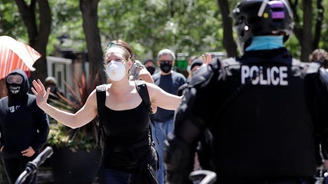 Violent US protests are 'municipalities gone wild': Law enforcement expert