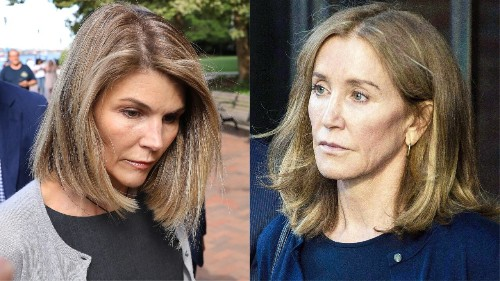 Lori Loughlin, Felicity Huffman left out of Lifetime's 'The College Admissions Scandal' movie