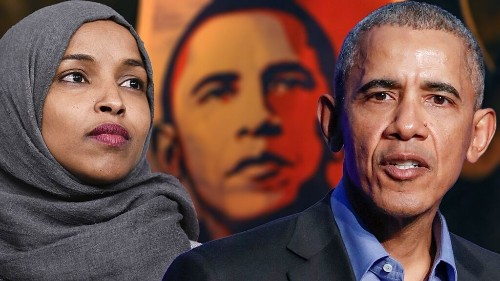 Rep. Ilhan Omar slams Barack Obama's message of 'hope and change' as a 'mirage'