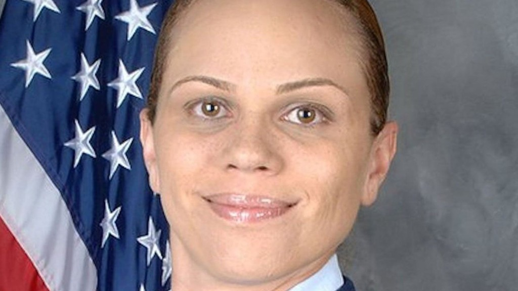 Air Force vet would be California's first Black GOP woman elected to US House