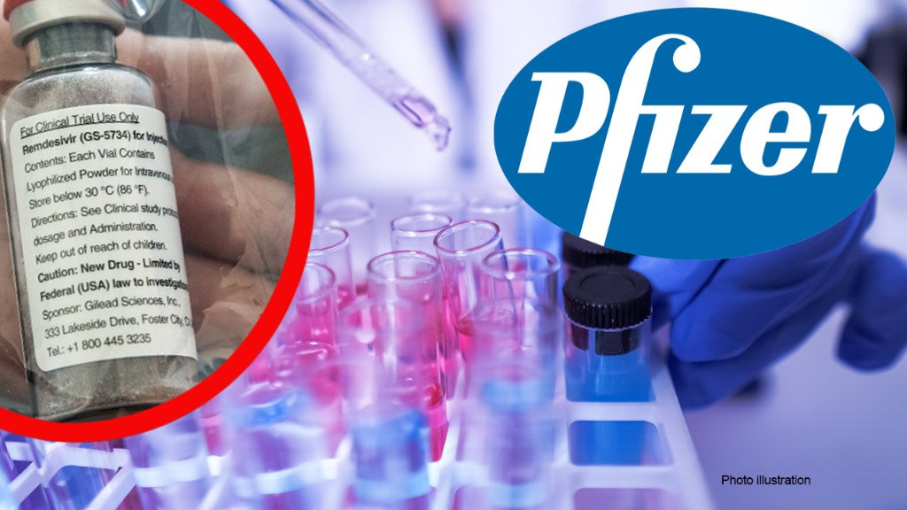 Pfizer to seek FDA sign-off today for emergency COVID-19 vaccine usage