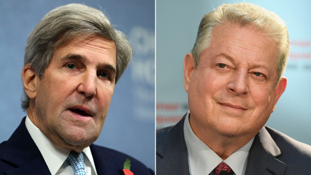 Justin Haskins: Al Gore, John Kerry, others have radical plans for a 'Great Reset' of capitalism