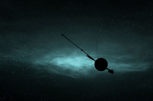 NASA's Voyager probes, 40 years out, are brought near in 'the farthest'
