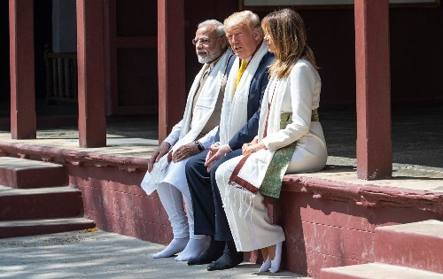 CNN continues obsession about Trump's eating habits, this time over food options in India